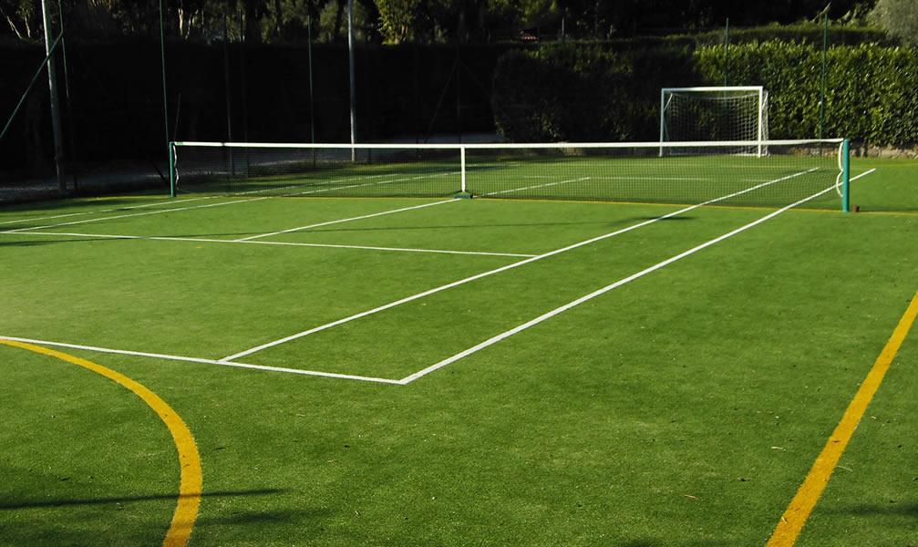 Tennisplatz | Tennis Feld Camping Edy Diano Marina